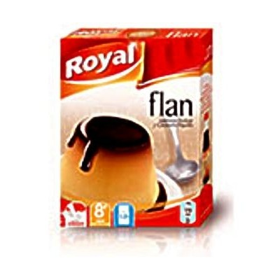 Royal flanes 8 sobres
